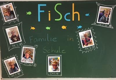 Foto Fisch Schüler